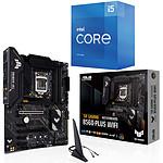 Kit Upgrade PC Core i54 ASUS TUF GAMING B560-PLUS WIFI