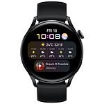 Huawei Watch 3 Active Noir