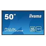 "iiyama 49.5"" LED - ProLite LH5042UHS-B3"