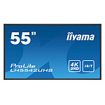 "iiyama 54.6"" LED - ProLite LH5542UHS-B3"