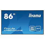 "iiyama 85.6"" LED - ProLite LH8642UHS-B3"