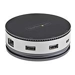 StarTech.com Mini Dock USB 3.0 Type-C avec affichages 4K 60 Hz HDMI/DisplayPort/VGA