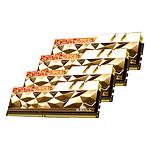 G.Skill Trident Z Royal Elite 64 Go (4 x 16 Go) DDR4 4266 MHz CL19 - Or