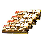 G.Skill Trident Z Royal Elite 32 Go (4 x 8 Go) DDR4 3600 MHz CL16 - Or