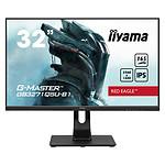 "iiyama 31.5"" LED - G-Master GB3271QSU-B1 Red Eagle"