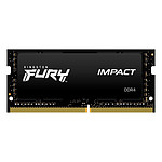 Kingston FURY Impact SO-DIMM 16 Go DDR4 3200 MHz CL20