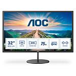 """AOC 31.5"""" LED - Q32V4"""