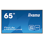 "iiyama 64.5"" LED - ProLite LH6542UHS-B3"