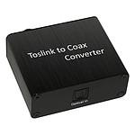 XtremPro Convertisseur Toslink/Coaxial
