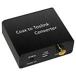 XtremPro Convertisseur Coaxial/Toslink
