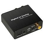 XtremPro Convertisseur DAC 24bits/192 kHz