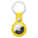 Apple Porte-Clés en cuir AirTag Citron de Meyer