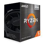 AMD Ryzen 5 5600G Wraith Stealth (3.9 GHz / 4.4 GHz)
