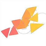 Nanoleaf Shapes Triangles Starter Kit (9 pièces)