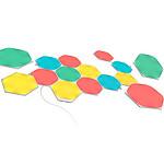 Nanoleaf Shapes Hexagones Starter Kit (15 pièces)