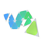 Nanoleaf Shapes Mini Triangles Expansion Pack (10 pièces)