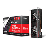 Sapphire PULSE Radeon RX 6600 XT 8GB