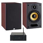Tangent Ampster BT II + Davis Acoustics Mia 20 Rouge