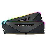 Corsair Vengeance RGB RT 16 Go (2 x 8 Go) DDR4 4000 MHz CL18