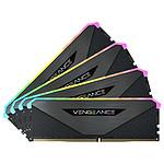 Corsair Vengeance RGB RT 128 Go (4 x 32 Go) DDR4 3200 MHz CL16