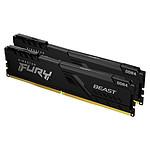 Kingston FURY Beast 32 Go (2 x 16 Go) DDR4 3000 MHz CL16