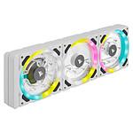 Corsair Hydro X Series XD7 RGB - Blanc