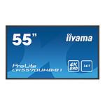 "iiyama 54.6"" LED - ProLite LH5570UHB-B1"