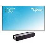 ViewSonic X1000-4K + Optoma ALR101