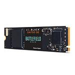 Western Digital SSD WD Black SN750 SE 500 Go Battlefield 2042