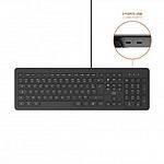 Mobility Lab Business Wired Keyboard (Noir)