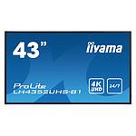 "iiyama 42.5"" LED - ProLite LH4352UHS-B1"