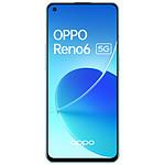 OPPO Reno6 5G Bleu Arctique (8 Go / 128 Go)