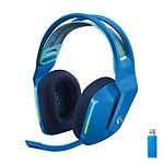 Logitech G G733 Lightspeed (Bleu)