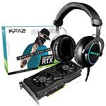 KFA2 GeForce RTX 3060 (1-Click OC) LHR + KFA2 Gaming Sonar 01
