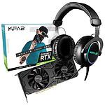 KFA2 GeForce 3060 Ti (1-Click OC) LHR + KFA2 Gaming Sonar 01