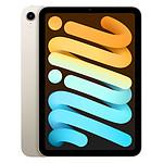 Apple iPad mini (2021) 256 Go Wi-Fi Lumière stellaire