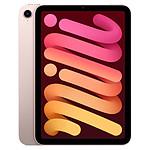 Apple iPad mini (2021) 64 Go Wi-Fi Rose
