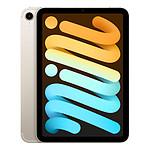 Apple iPad mini (2021) 64 Go Wi-Fi + Cellular Lumière stellaire