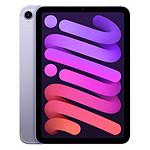 Apple iPad mini (2021) 256 Go Wi-Fi + Cellular Mauve