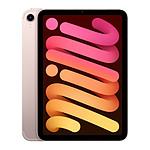 Apple iPad mini (2021) 256 Go Wi-Fi + Cellular Rose