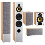 Davis Acoustics Pack Mia 90 5.0 Chêne clair