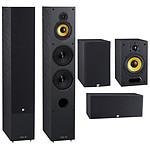 Davis Acoustics Pack Mia 90 5.0 Noir