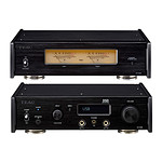Teac AP-505 Noir + UD-505 Noir