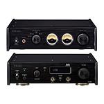 Teac AX-505 Noir + UD-505 Noir