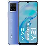 Vivo Y21 Bleu Metallique (4 Go / 64 Go)