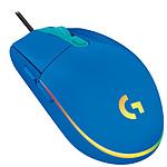 Logitech G G203 LightSync (Bleu)