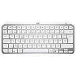 Logitech MX Keys Mini for Mac (Pâle)