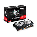 PowerColor Hellhound AMD Radeon RX 6600 8GB GDDR6