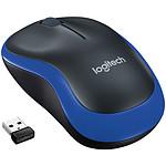Logitech Wireless Mouse M185 (Bleu)