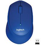 Logitech M330 Silent Plus (Azul)